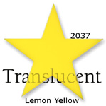 Channel Sign Letters Colors 2037 Lemon Yellow