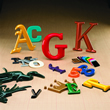 Formed Plastic Sign Letters