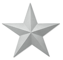 Prismatic Star Sign Symbol